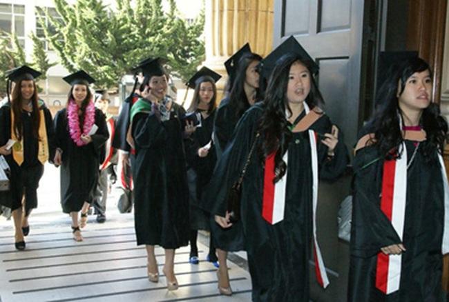 HSBC: 90% sinh viên Việt Nam du học tự túc