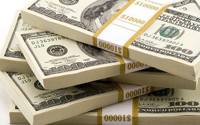 USD ở một số ngân hàng tiếp tục lên giá