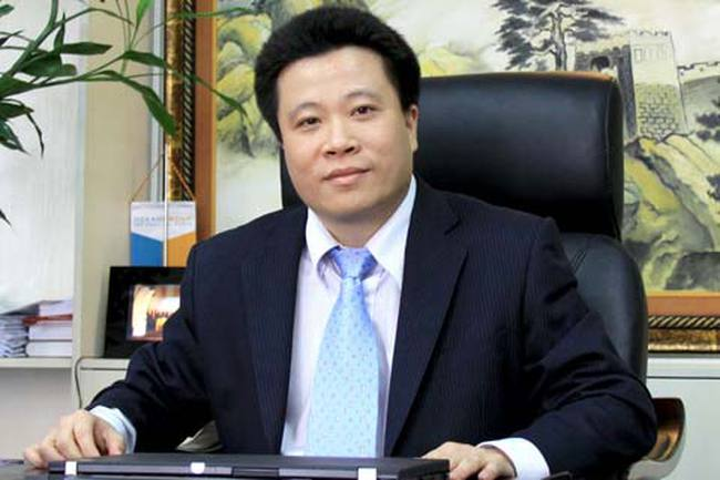 Bộ Công an thông báo việc bắt ông Hà Văn Thắm- nguyên Chủ tịch OceanBank