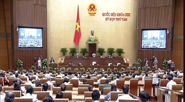 [Họp quốc hội]: Nội dung phiên thảo luận tại Quốc hội sáng 01/11 về tái cơ cấu nền kinh tế