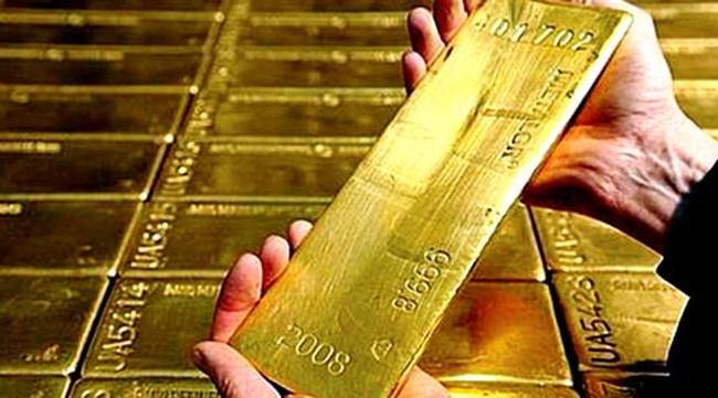Giá vàng neo ở mức thấp nhất 4 năm