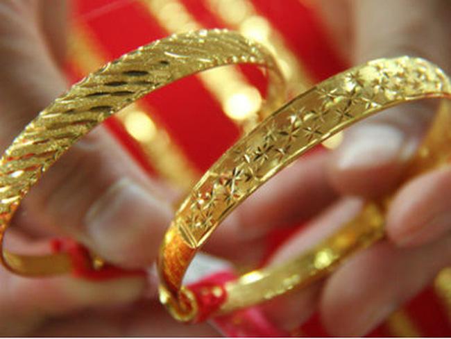 Cuối tuần, giá vàng tăng 250 nghìn đồng/lượng