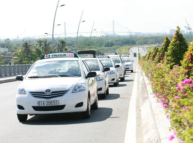 Bà Rịa Vũng Tàu: Các hãng taxi đồng loạt giảm giá cước từ ngày 14/11