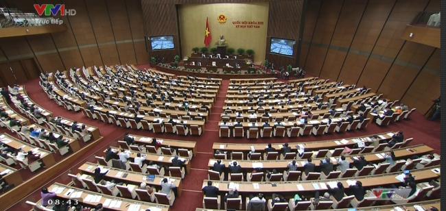 Quốc hội chiều 19/11: Quốc hội yêu cầu Bộ LĐTBXH quản lý chặt chẽ người lao động nước ngoài đến VN