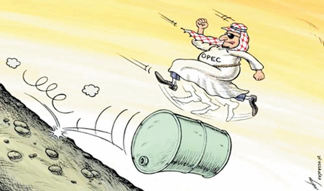 Hai mặt của bức tranh giá dầu giảm