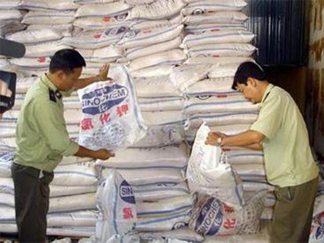 Trung Quốc cung cấp hơn một nửa số phân bón nhập khẩu vào Việt Nam
