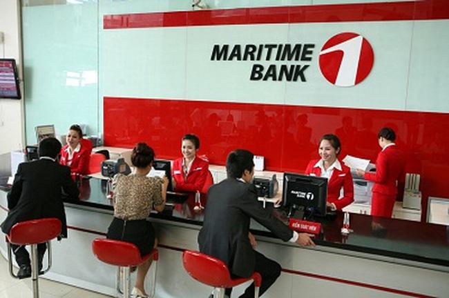 Bán hơn 20 triệu cổ phần Maritimebank, Vinalines thu về trên 315 tỷ đồng