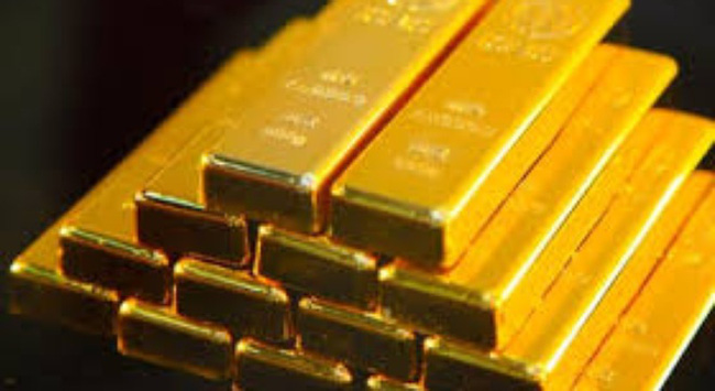 Giá vàng lên cao nhất kể từ cuối tháng 10