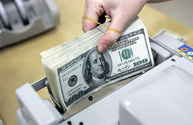 Các ngân hàng giảm giá USD