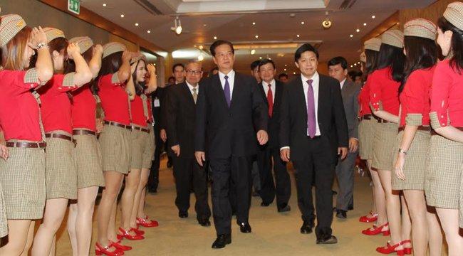 Liên doanh hàng không Thái Lan - Việt Nam đi vào hoạt động