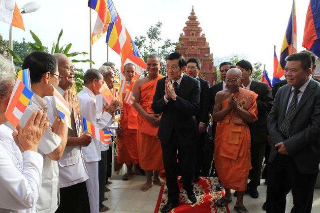 Việt Nam đã có hơn 50 dự án lớn hoạt động tại Campuchia