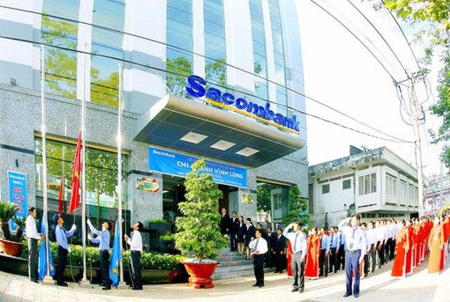 Sacombank dẫn đầu danh sách xếp hạng uy tín truyền thông