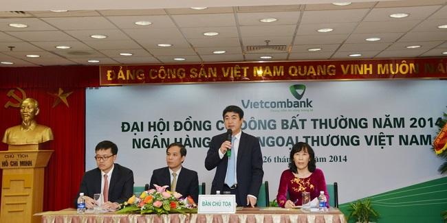 Ông Nguyễn Mạnh Hùng được bầu bổ sung vào HĐQT Vietcombank