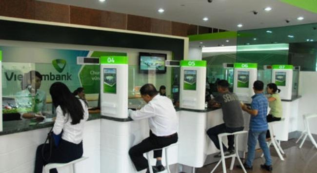 Vietcombank muốn sáp nhập một ngân hàng khác