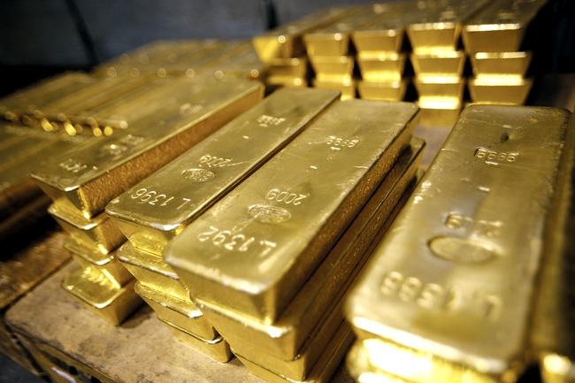 Giá vàng bật tăng mạnh nhất 2 tuần rưỡi sau lễ Giáng sinh