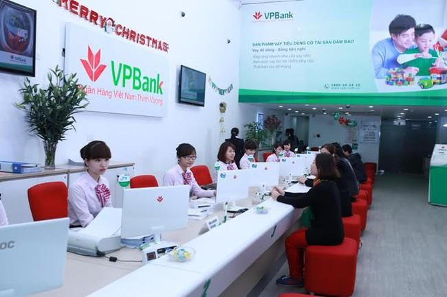 Nạp tiền thẻ VPBank Smartcash – nhận ngay quà tặng