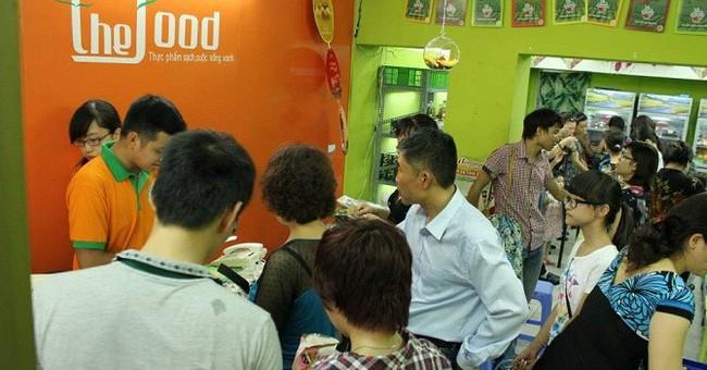 Thị trường thực phẩm: Ngoại nhanh nhảu, nội lơ ngơ