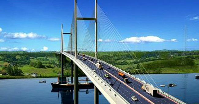 Chi trước hơn 600 tỉ cho cao tốc Bến Lức-Long Thành