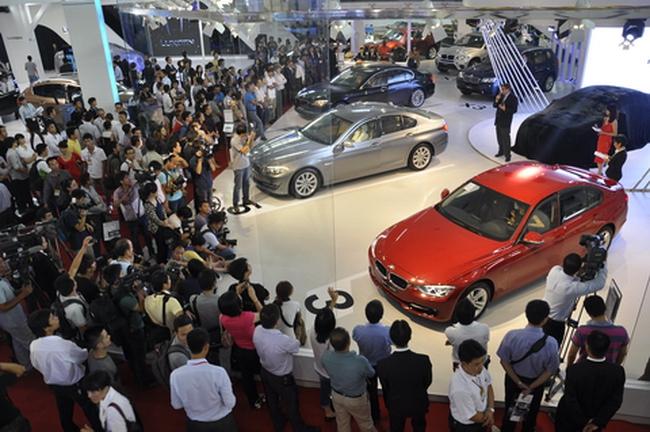 9 tháng: Người Việt chi gần 1 tỷ USD nhập khẩu ô tô