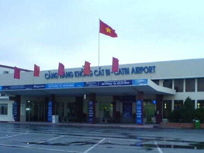 Điều chỉnh diện tích Cảng hàng không Cát Bi
