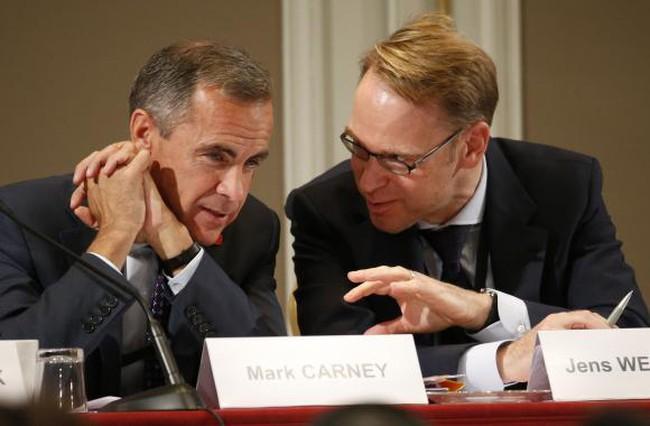 G20: Các ngân hàng lớn sẽ phải tăng lượng trái phiếu nắm giữ
