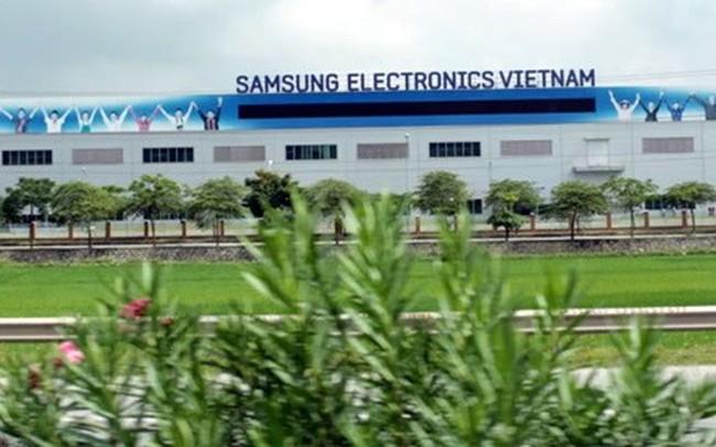 Samsung rót thêm 3 tỷ USD xây nhà máy mới tại Việt Nam