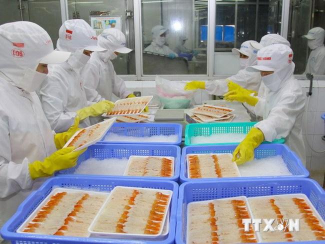 Doanh nghiệp Việt có cơ hội xuất khẩu nông thủy sản sang Ai Cập