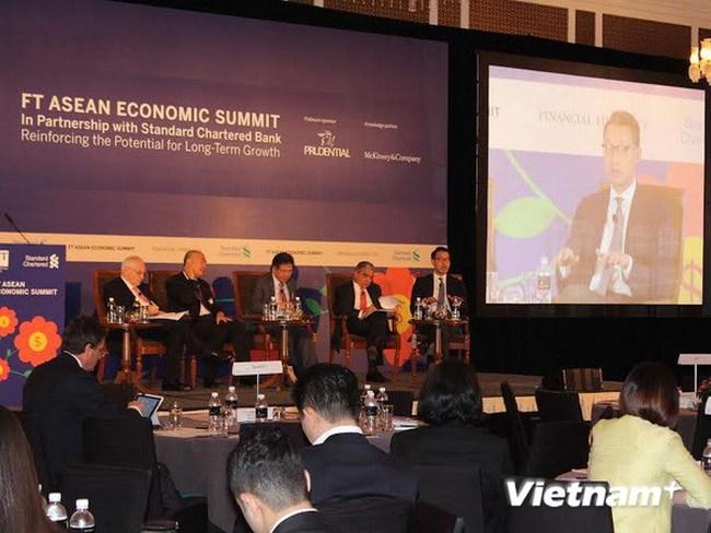 """""""Nền kinh tế Việt Nam có nhiều tiềm năng để phát triển"""""""