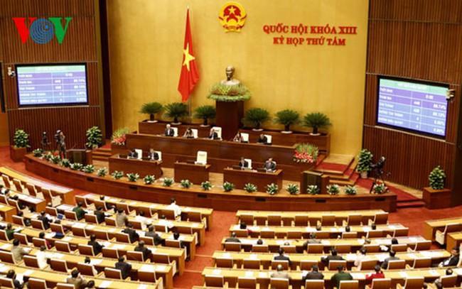 Quốc hội yêu cầu hạn chế tối đa chi cho dự án mới