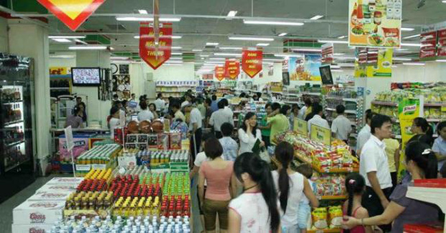"""Thị trường bán lẻ trước sự """"đổ bộ"""" của DN ngoại"""