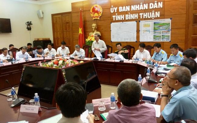 Sân bay Phan Thiết dự kiến hoạt động vào năm 2018