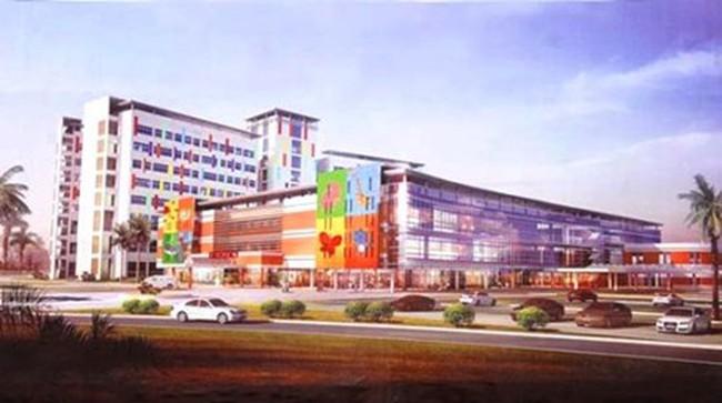 Xây Bệnh viện Nhi đồng 4500 tỷ có sân đỗ trực thăng
