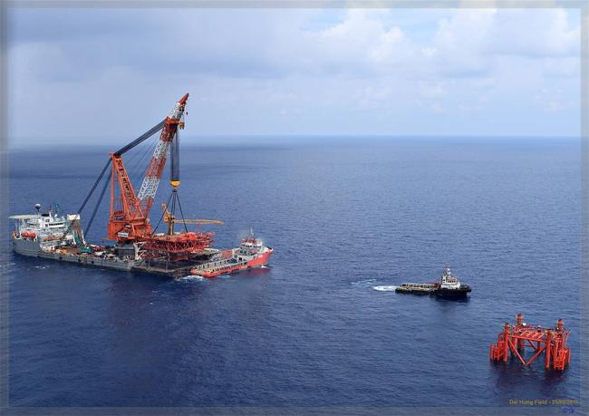 Sách Trắng 2015: Không truy thu thuế GTGT với các dự án thăm dò dầu khí không thành công