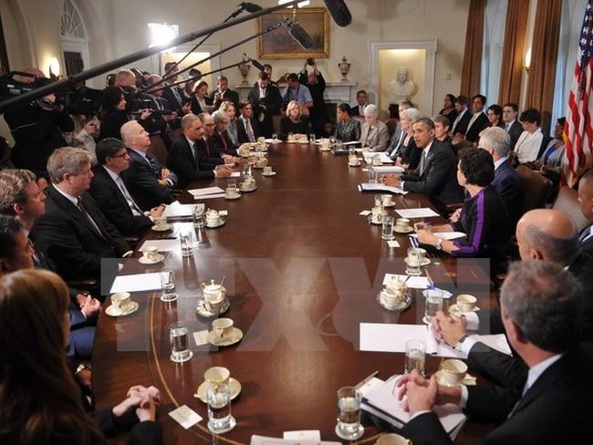 Quốc hội Mỹ nhất trí dự luật chi tiêu trị giá 1.100 tỷ USD