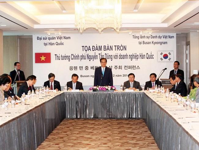 """Sẽ có một """"cuộc đổ bộ"""" lớn về đầu tư của Hàn Quốc vào Việt Nam"""
