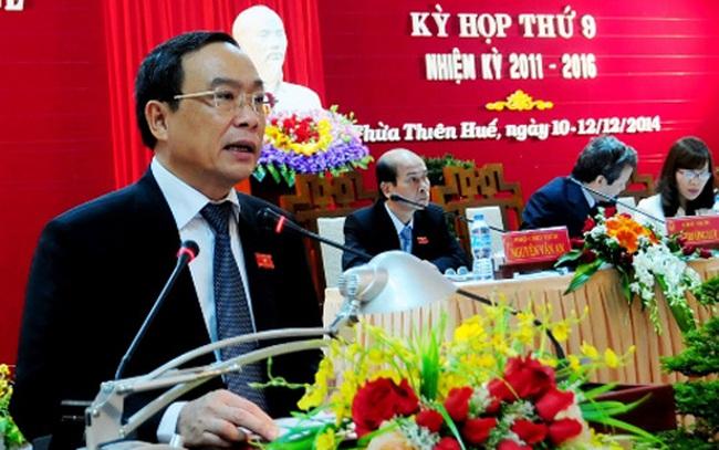 Tỉnh Thừa Thiên-Huế thừa nhận cấp phép sai cho Dự án World Shine