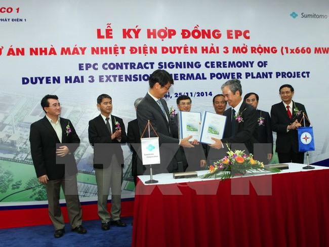 22.700 tỷ đồng xây Nhà máy nhiệt điện Duyên Hải 3 mở rộng
