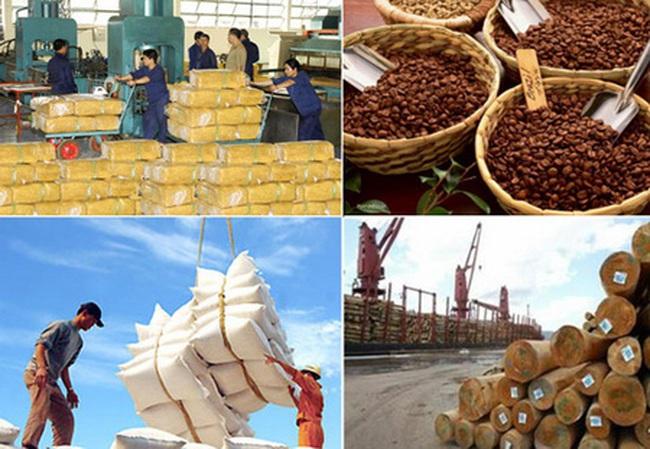 Tháng 11 xuất siêu trở lại, cán cân thương mại tiếp tục thặng dư