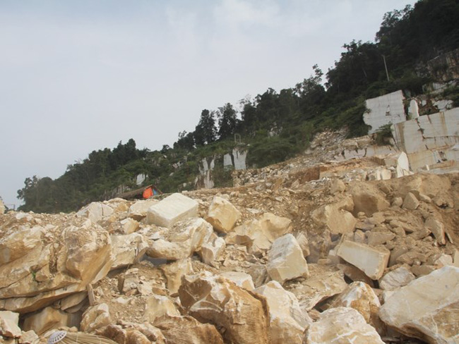 Hà Nội rà soát loại bỏ 68 mỏ khoáng sản ra khỏi quy hoạch