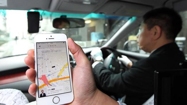 """Baidu """"bắt tay"""" Uber để cạnh tranh với Alibaba"""