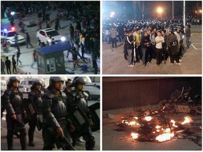 Bạo loạn tại nhà máy sản xuất iPhone 5 ở Trung Quốc: 50 người thương vong