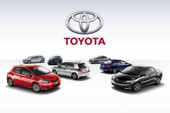 Toyota thu hồi 7,4 triệu xe trên toàn cầu do lỗi cửa sổ
