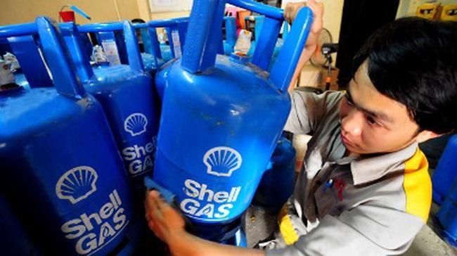 Shell Gas tuyên bố rút khỏi thị trường Việt Nam