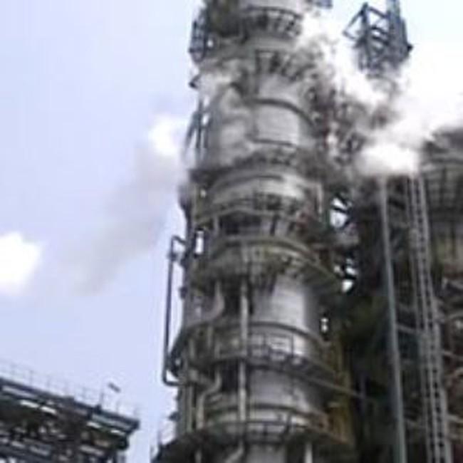 Nhà máy lọc dầu Dung Quất bác tin ngừng hoạt động