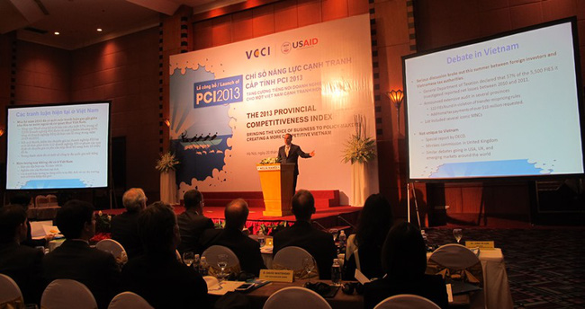 Doanh nghiệp FDI đánh giá Việt Nam tham nhũng hơn Campuchia và Lào