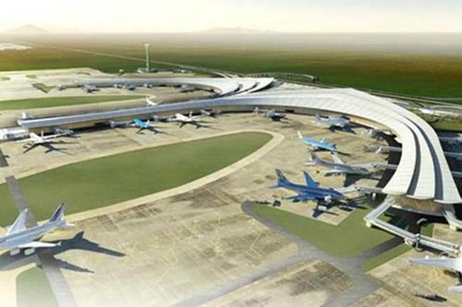 Bộ GTVT giảm 1/3 công suất dự kiến dự án sân bay Long Thành giai đoạn I