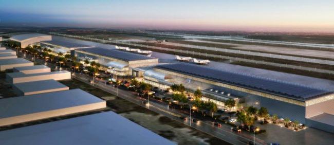 Google xây sân bay phục vụ riêng các sếp lớn
