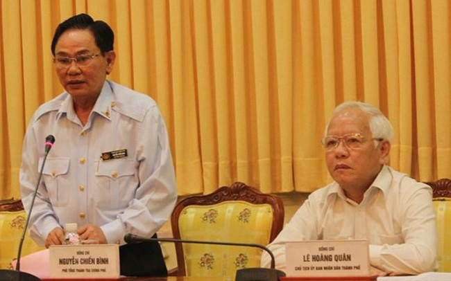 Thanh tra trách nhiệm Chủ tịch TP.HCM Lê Hoàng Quân