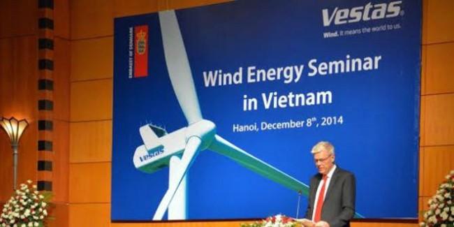 Việt Nam sở hữu nhiều năng lượng gió nhất Đông Nam Á