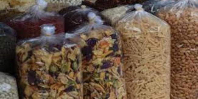 Thông tin về sản phẩm đậu phụ khô tẩm tiêu đen và lô hoa quả sấy khô có chứa sulphur dioxide